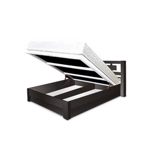 Полуторная кровать с подъемным механизмом Виктория 140х200
