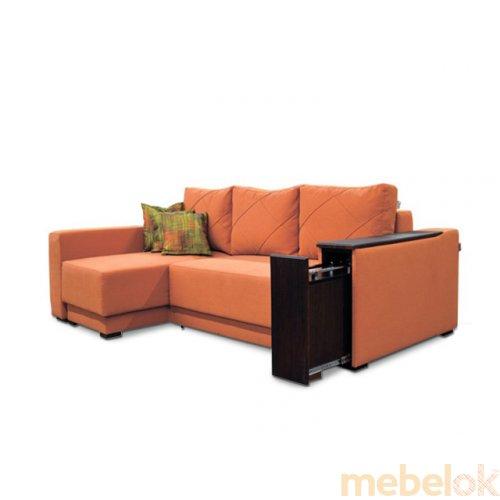 Зеркальное отображение - Угловой диван-кровать Марсель (Marseilles) basic comfort B