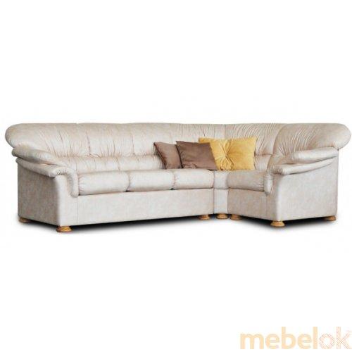 Зеркальное отображение - Угловой диван-кровать Мартина (Martina), американская раскладушка