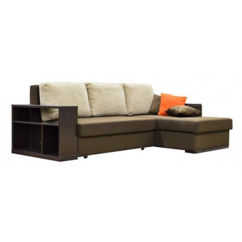 Угловой диван-кровать Квадро (Quadro) basic