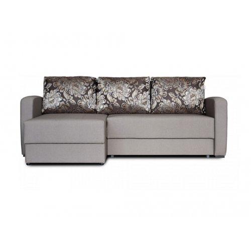 Угловой диван-кровать basic пружинный блок GOLF