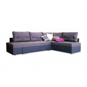 Угловой диван-кровать basic L Поворотти