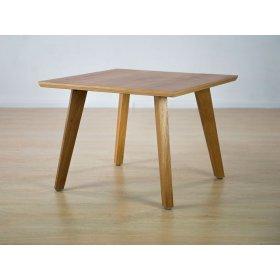 Столик кофейный квадратный 70х70х75 см