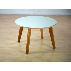 Столик кофейный круглый 80х80х50 см
