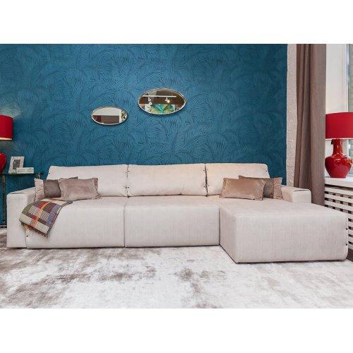 Модульный угловой диван Тифани