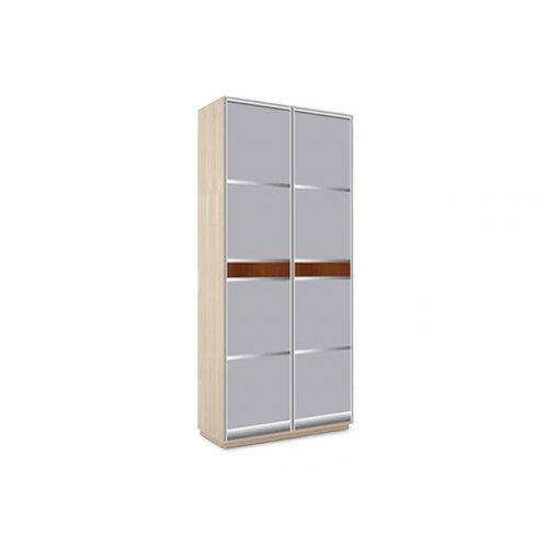 Двухдверный шкаф-купе О-114 110х220х45 см
