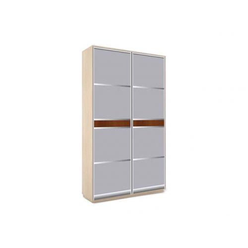 Двухдверный шкаф-купе О-154 150х220х45 см