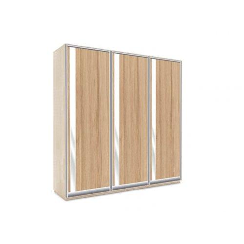 Трехдверный шкаф-купе ОЛ-266 260х220х60 см