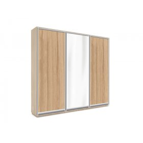 Трехдверный шкаф-купе ОЛ-274 270х220х45 см