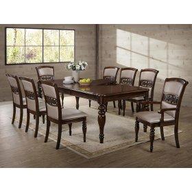 Комплект стол Шатолен+8 стульев Артуа