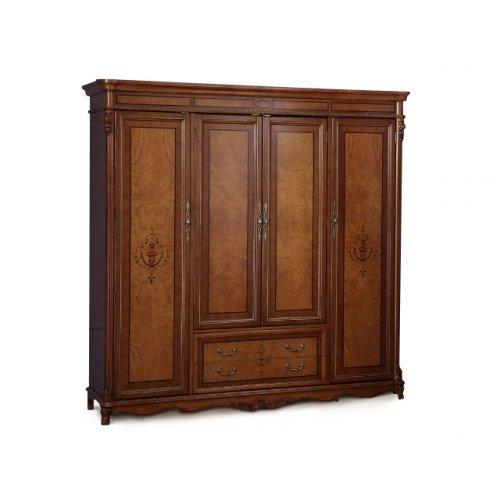 Шкаф Елизавета 4-х дверный