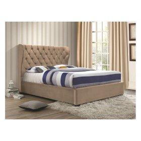 Кровать 1,6 Империя (ТК светлый мокко)