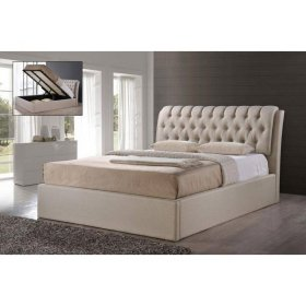 Кровать Кэмерон с подъемным механизмом 160х200