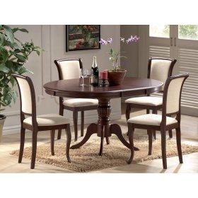 Комплект стол Анжелика 106+4 стула Джил