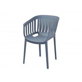 Кресло Патио пластик сланец