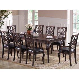 Комплект стол Аллегра+8 стульев Роджер