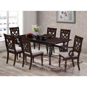 Комплект стол Алькор+6 стульев Орион