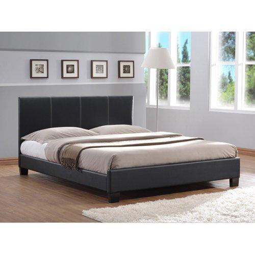 Кровать Джаспер 160х200 (черная)