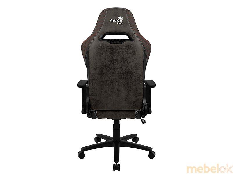 Кресло для геймеров AEROCOOL BARON Iron Black от фабрики DXRacer