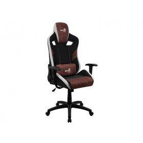 Кресло для геймеров AEROCOOL COUNT Burgundy Red