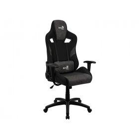 Кресло для геймеров AEROCOOL COUNT Iron Black