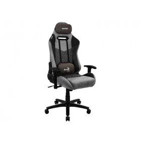 Кресло для геймеров AEROCOOL DUKE Ash Black