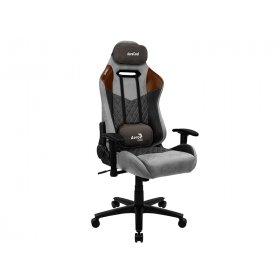 Кресло для геймеров AEROCOOL DUKE Tan Grey