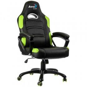 Кресло для геймеров AEROCOOL AC80C-BG