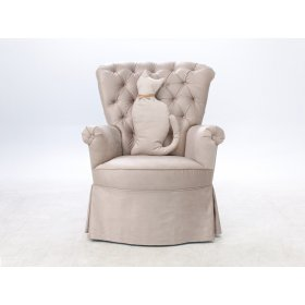 Подушка-игрушка Кошка Уайт 30х50