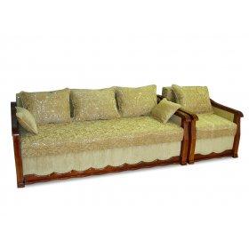 Комплект мягкой мебели Цезарь-2