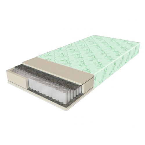Двусторонний матрас  ComFort Lux 80х190