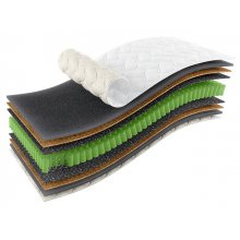 Ортопедический матрас Sleep&Fly Organic Omega 180х200