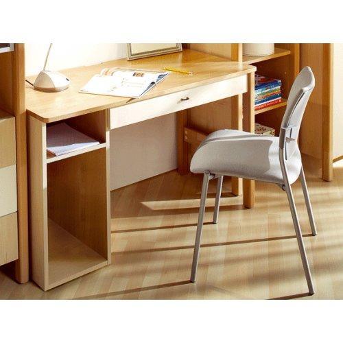 Стол письменный с местом для процессора и выдвижным ящиком Эльф 10+