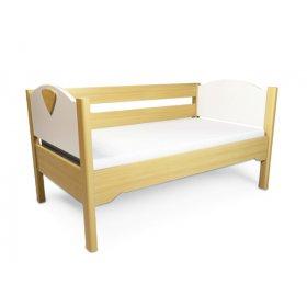 Кровать детская с ограждением Эльф 70х140
