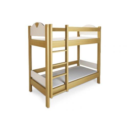 Кровать двухъярусная Эльф 90х200