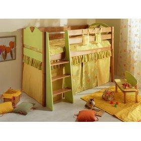 Детская система Эльф-3 с кроватью-чердаком