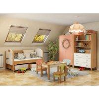 Комната, которая растет вместе с ребенком: дизайн детской