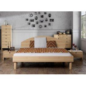 Деревянная спальня Летта-2