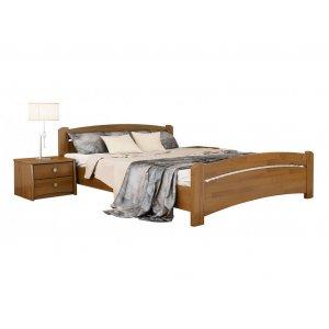 Ліжко Венеція 140х200 з щита бука