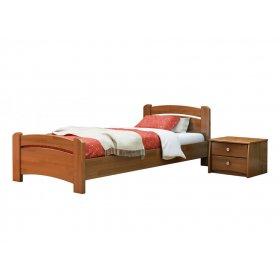 Кровать Венеция 80х190 из щита бука