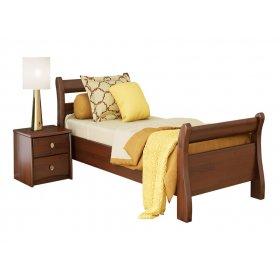Кровать Диана 80х190 из щита бука