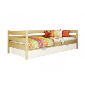 Кровать Нота 80х190 из массива бука