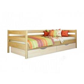 Кровать Нота 80х190 из щита бука
