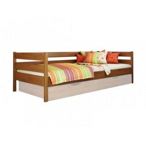 Кровать Нота 90х190 из щита бука