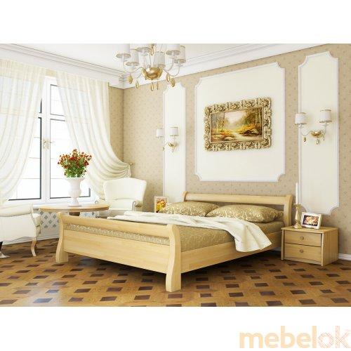 Кровать Диана 90х190 Эстелла