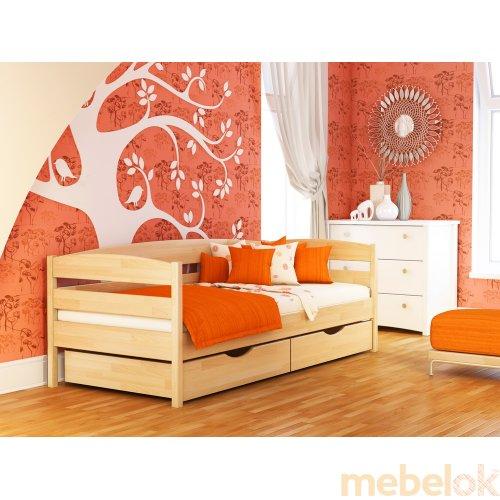 Кровать Нота Плюс 90х190