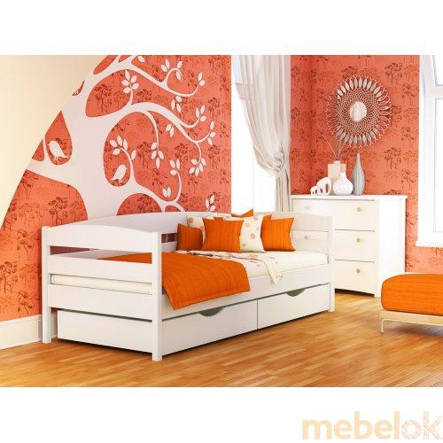 Кровать Нота Плюс 90х200