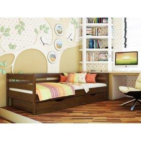 Кровати Эстелла односпальные из Бука: купить, цены в магазине МебельОК