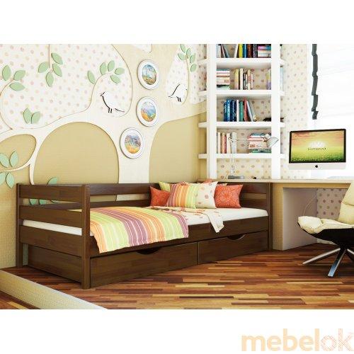 Кровать Нота 90х190