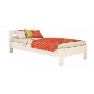 Ліжко Рената 90х200 з бука щита